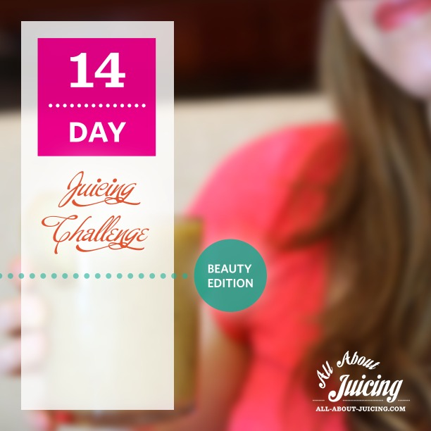 14 Day Juicing Challenge- Beauty Edition