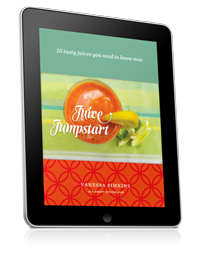 Juice Jumpstart Book