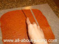 cutting fruit rol