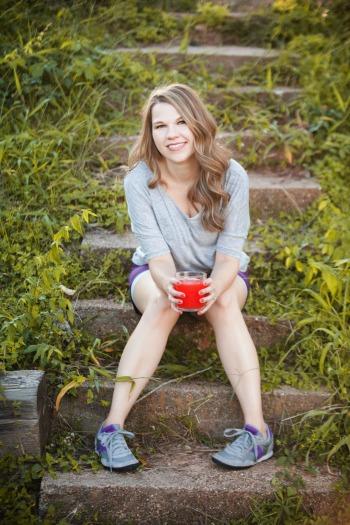 Vanessa Simkins, Juicing Mixologist