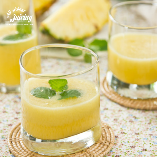 pineapple juice recipes