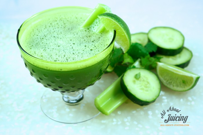Green Starlet Juice Recipe