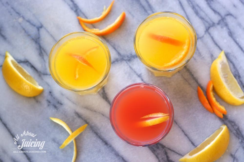 juice cleansing