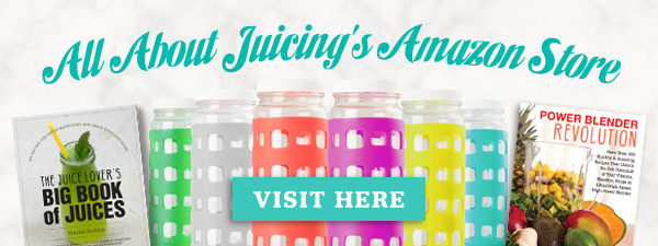 VAS Exclusive by All About Juicing | Perfect Juice Bottles