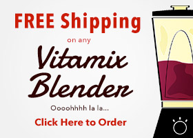Vitamix Juicer Free Shipping