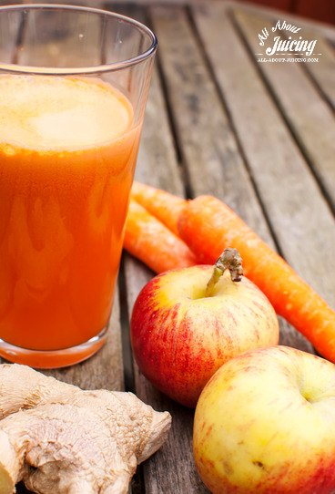 Juicing for health ailments