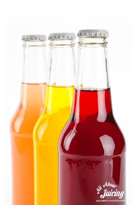 Fruit Juice Soda