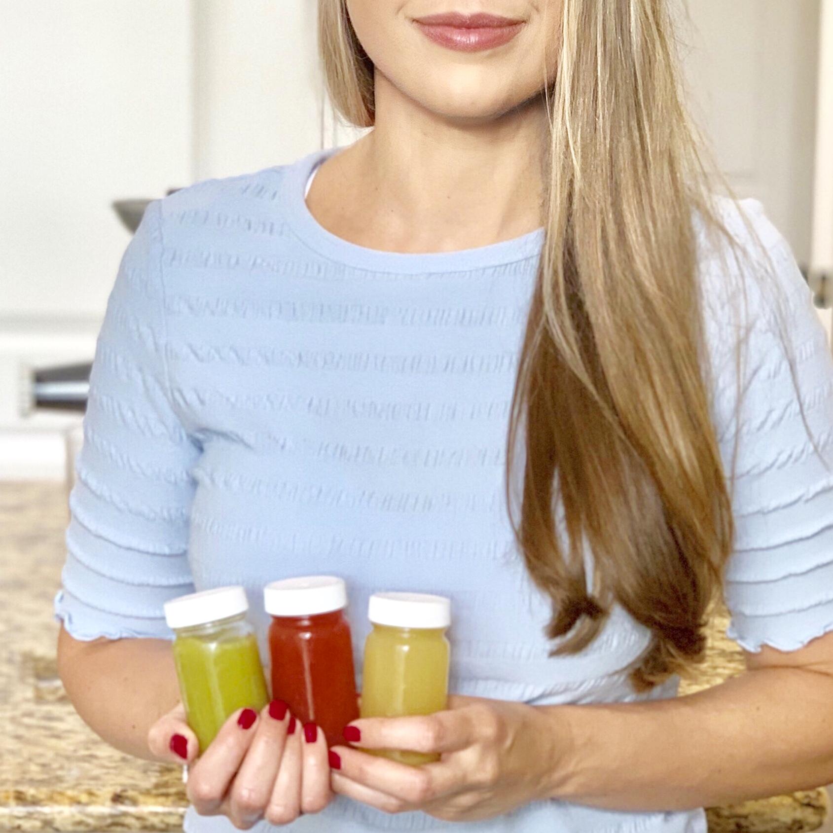 Beet Juice Shots Recipes