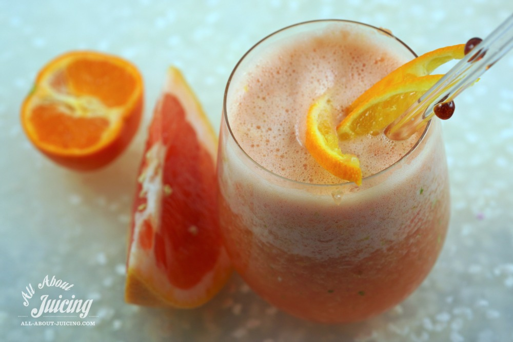 Benefits of Grapefruit Juice
