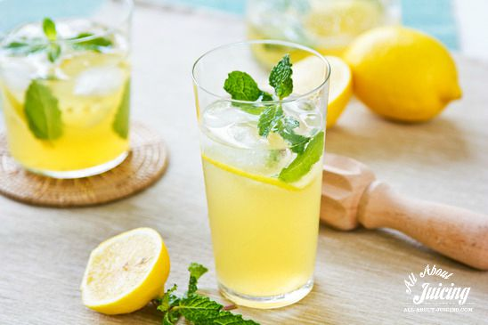 Lemons for heartburn