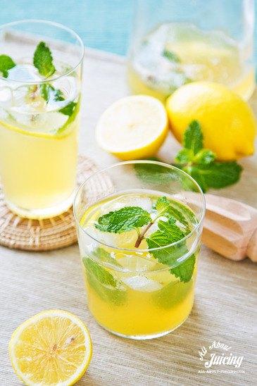 Why fresh juice?