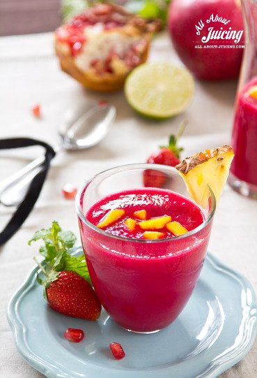 juice fast diet