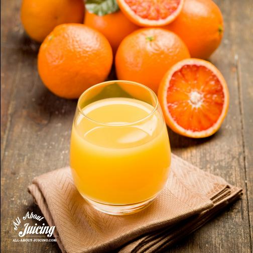 orange juice recipes
