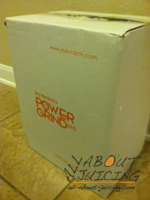 Power Grind Pro Box