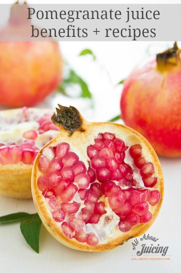 Pomegranate Juice Recipes Health Benefits
