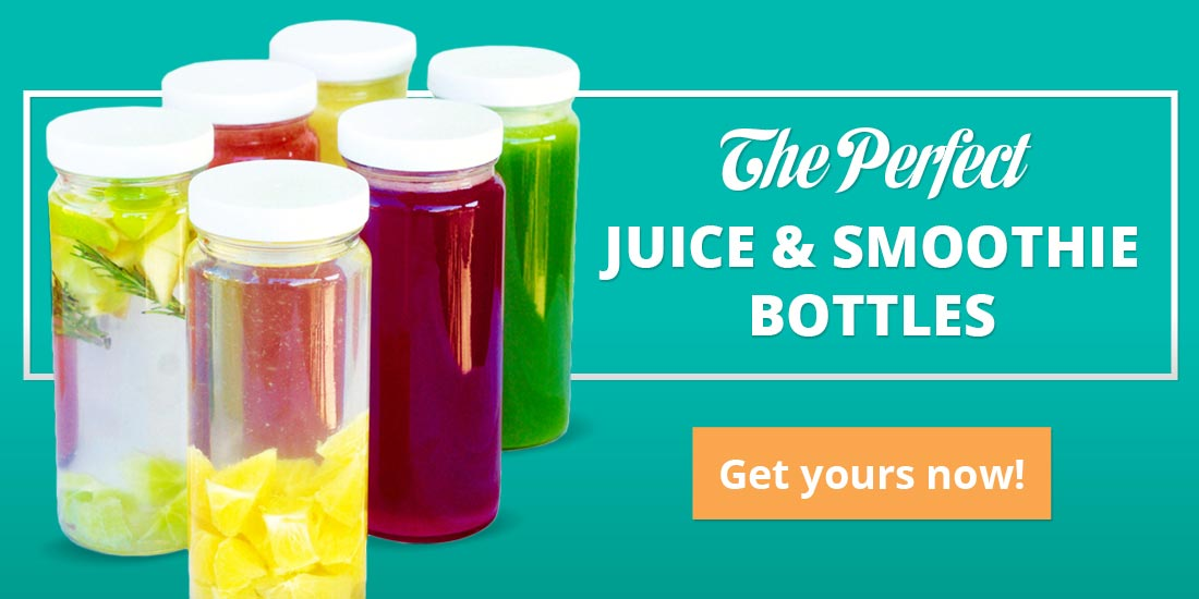 The Perfect Juice and Smoothie Bottles