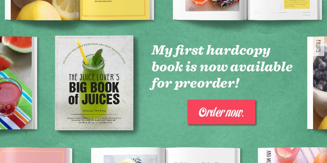 Juice Lover's Book