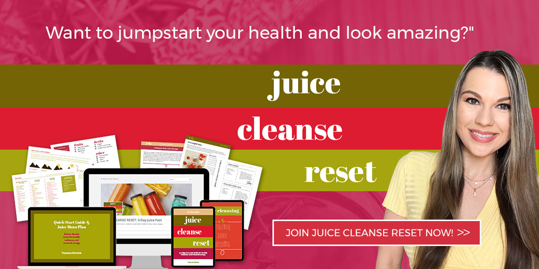 Juice Cleanse Reset Program