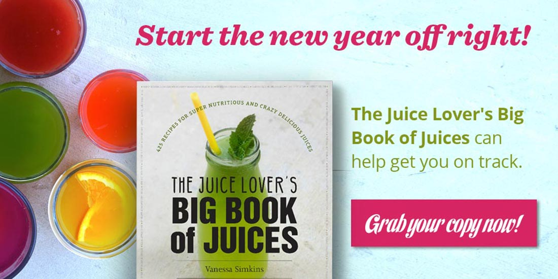 Juice Lover's Book