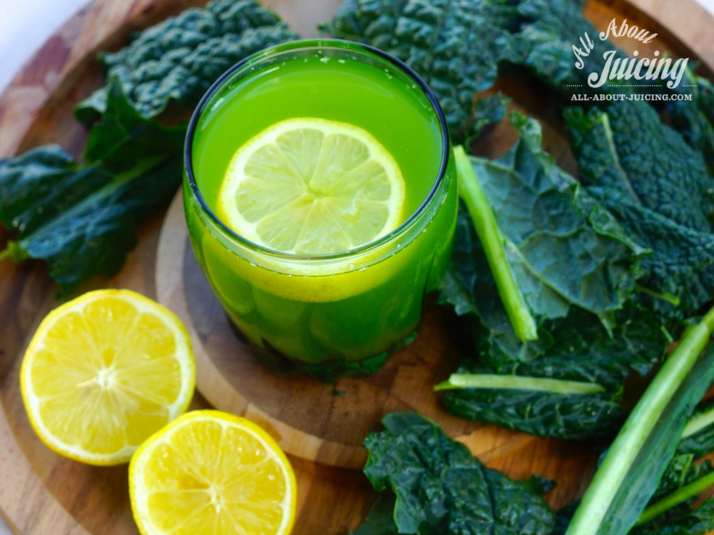 Green drink & green juicing guide | all-about-juicing.com