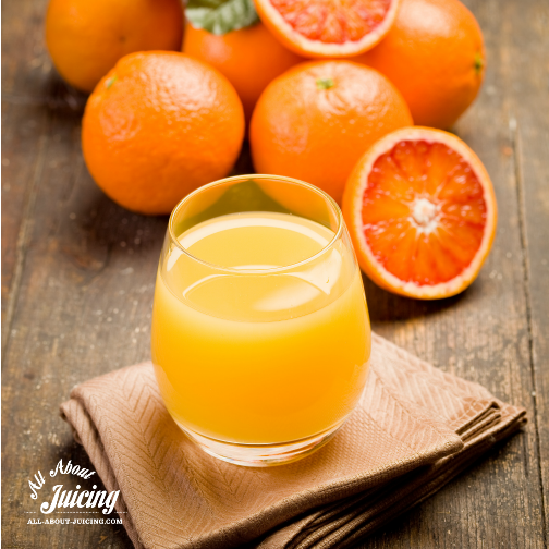 orange juice recipes