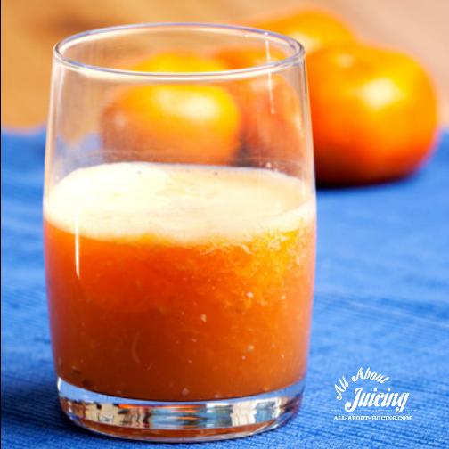 orange juice recipes for kids