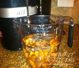 almonds soaking for almond milk
