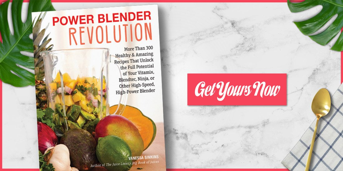 Power Blender Revolution book