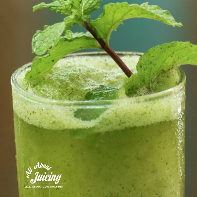 Top tips for juicing greens