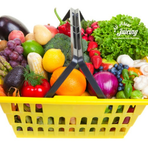 best fruit and vegetables to juice